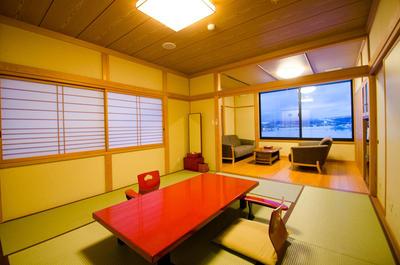 上越妙高駅から一番近い温泉宿はとてものんびりと出来る場所です