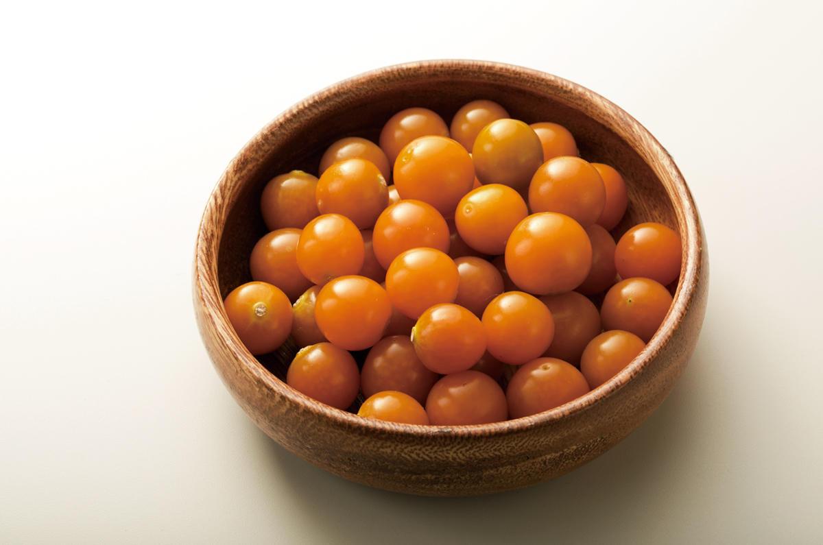 小さな実の中に、フレッシュな甘酸っぱさが凝縮