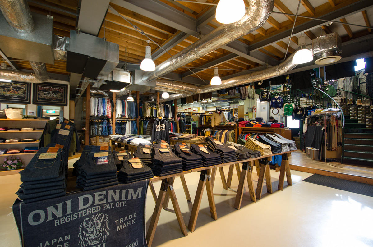 20年にもわたり妙高という地域でオリジナルジーンズをお客様に提供